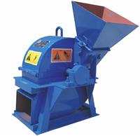 WAQ500型(xing)桑枝條(tiao)/雜木粉碎機(單機)