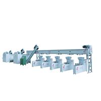 食用菌菌棒自動化生產流水線(xian)SJL-3型(xing)